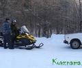 Снегоходы - это тоже транспортное средство