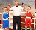 Боксеры боролись за призы Деда Мороза