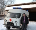 В Кувшиновской ЦРБ – новая «скорая»