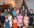 Веселый хоровод в семье, где много ребятишек