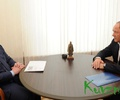 Встреча Губернатора с сенатором Виктором Абрамовым: совместная работа на благо региона