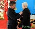 Губернатор вручил юбилейные медали ветеранам Рамешковского района