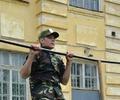 Три дня армейской жизни старшеклассников