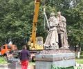 Обелиск «Прощание» – реконструкция закончена