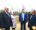 Принято важное решение о продолжении стройки Кувшиновской ЦРБ