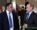 Рабочая поездка Владимира Путина в Тверскую область