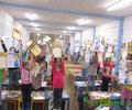 Сто семьдесят километров рисунков от юных художников «Пролетарки»