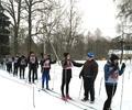 Лыжные состязания в честь Героя Великой Отечественной войны