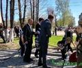 Кувшиновцы возложили цветы к Обелиску на ул. Советской