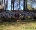В парке Победы в Кувшинове организован стенд