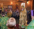 Престольный праздник в честь преподобного Амвросия Оптинского