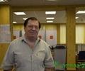 В Твери Народный артист России, баритон Вадим Тирон отдал свой голос на выборах в ГосДуму