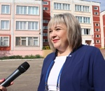 Во Ржеве на избирательных участках работают волонтеры-старшеклассники