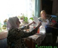 Старейшая избирательница Бельского района приняла участие в выборах