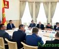 Игорь Руденя поручил представить генеральный план Торжка с сохранением исторической застройки