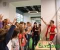 Школьники из Иркутской области в завершение отдыха в Верхневолжье посетили «Кванториум» и тверские предприятия