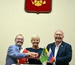 Между моногородами Кувшиново и Котовск подписано первое соглашение о менторстве