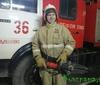 Начальник караула ПЧ-36 Анатолий Костив: «Трусливым в нашей профессии не место!»