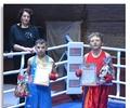 Турнир по боксу на призы Деда Мороза