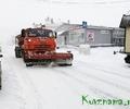 «Зимы ждала, ждала природа…», и вот только в феврале расчищаем первый снег