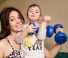 Чем занять детей во время самоизоляции знают родители воспитанников ДОУ №3