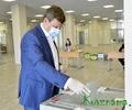 Сенатор от Тверской области Андрей Епишин принял участие в Общероссийском голосовании по поправкам в Конституцию РФ