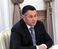 Игорь Руденя провел встречу с главой Кувшиновского района Анной Никифоровой