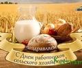 Поздравление губернатора с Днем работника сельского хозяйства и перерабатывающей промышленности