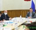 Игорь Руденя поручил сформировать запас лекарственных препаратов в медицинских учреждениях региона для лечения больных с коронавирусом