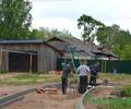 Продолжается ремонт дворовых территорий