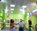 Отремонтирован зал для занятий кувшиновских боксеров