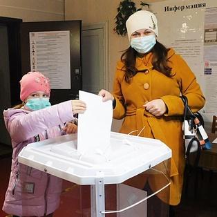 Итоги выборов 2021