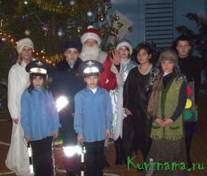Новый год в Сокольнической школе