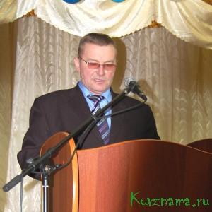 Глава района Б. Р. Зайцев
