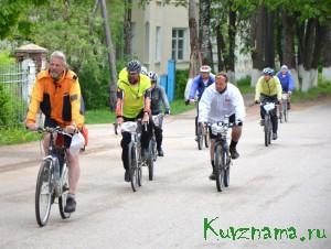 Велопробег «Санкт-Петербург-Москва»