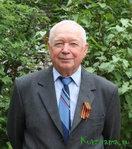 Почетный гражданин Кувшиновского района, почетный работник лесной промышленности, орденоносец Николай Григорьевич Макаров