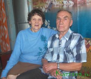Cупруги Лебедевы – Валентина Петровна и Борис Дмитриевич