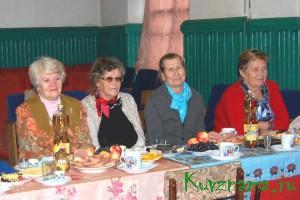 Празднике мудрых и зрелых в Тысяцком сельском поселении