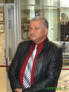 Гость из Армении М. Мартиросян.