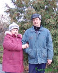 Евгений Александрович и Надежда Алексеевна Гербст