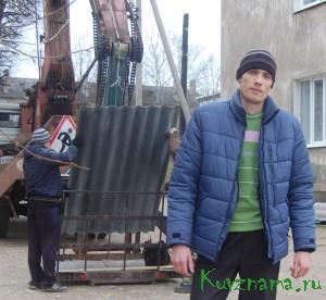Генеральный директор ОАО «ККХ» Павел Александрович Веселов