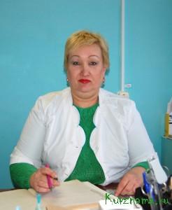 Врач-отоларинголог Кувшиновской ЦРБ Анна Альбертовна Тумашова