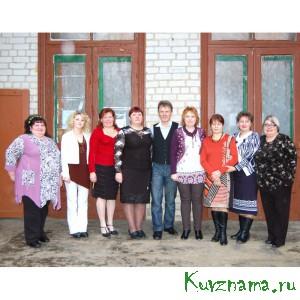 Юбилей Заовражского СДК