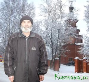 Владимир Евгеньевич Андреев – поэт, музыкант, а еще он – алтарник