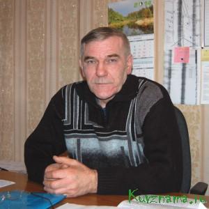 Новый глава Пречисто-Каменского сельского поселения Николай Сергеевич Савостин