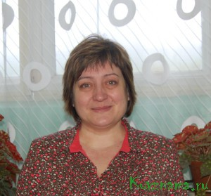 Воспитатель детского сада №3 А. Семенова