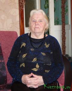 31 марта отметила 90-летний юбилей Мария Георгиевна Ларионов