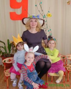Ирина Корешкова, одна из лучших воспитателей нашего города