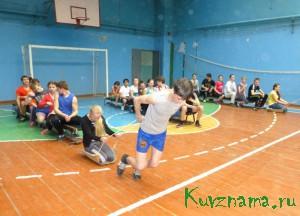18 апреля в СОШ №1 прошли традиционные спортивные соревнования «Веселые старты»