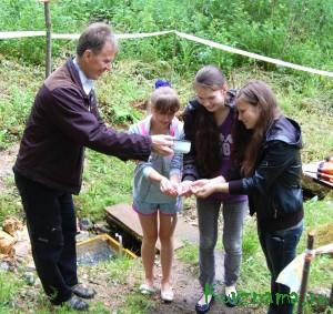Детский лагерь в КСОШ №2